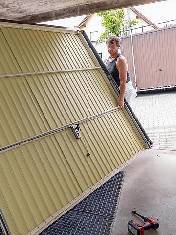 Super ZAPF Garagenmodernisierung - wir renovieren, sanieren und UV65