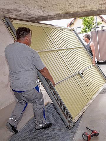 Sehr ZAPF Garagenmodernisierung - wir renovieren, sanieren und IT15