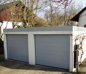 Das Garagen Pultdach Von Zapf Zur Sanierung Und Abdichtung Zapf