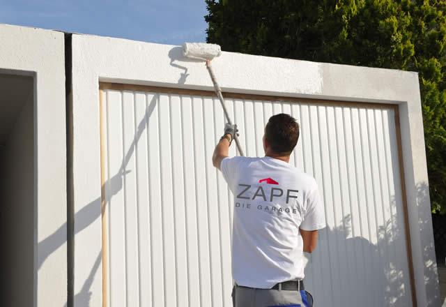 Garagen Ausstellung Eigenschaften : Zapf garagenmodernisierung wir renovieren sanieren und