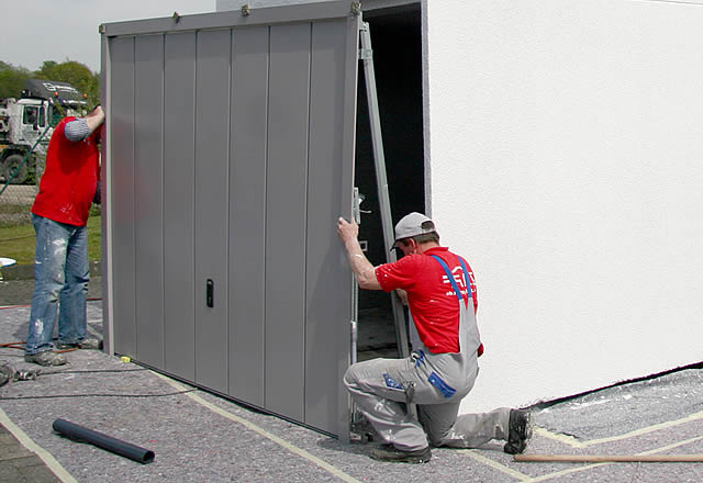 Berühmt Garagentor reparieren, austauschen, einbauen – alle relevanten HZ17