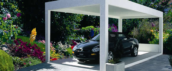 Beton-Carport Carbrio Air