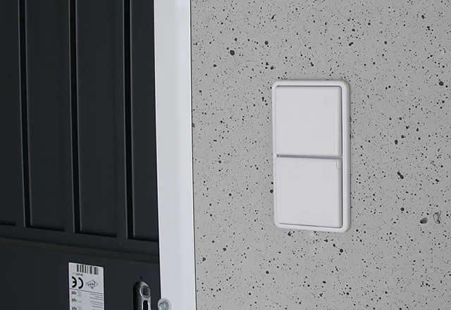 steckdosen und lampen f r fertiggaragen zapf garagenmodernisierung wir renovieren sanieren. Black Bedroom Furniture Sets. Home Design Ideas